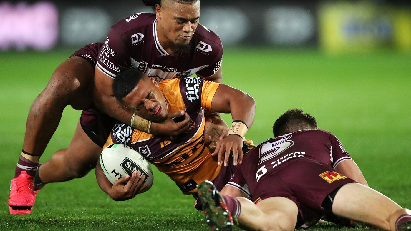 Broncos fall in a second-half capitulation to Manly