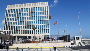 Sonic attacks have been blamed for brain damage suffered by US embassy staff in Havana.