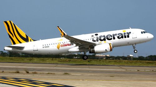 Tigerair made a small profit, improving on a multi-million dollar loss the year before. (AAP)
