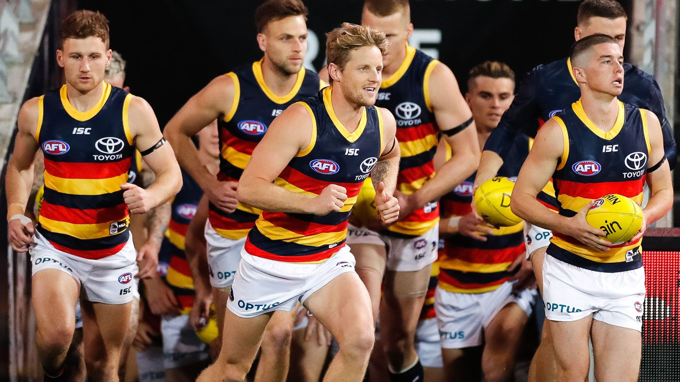 EXCLUSIVE: Adelaide Crows already playing for their season, says Shane Crawford