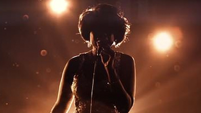 Jennifer Hudson transforms into the Queen of Soul Aretha Franklin in  'Respect'.