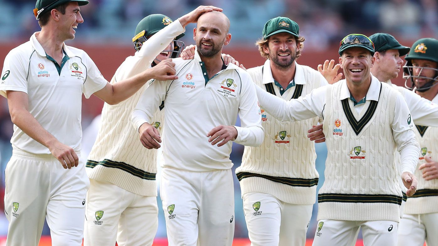 Australia sweep Pakistan
