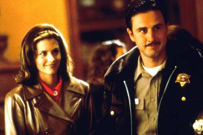 They hit it off working on horror flick <i>Scream</i> in 1996...