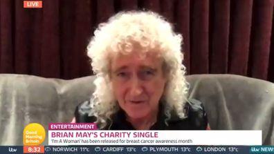 Brian May on Good Morning Britain