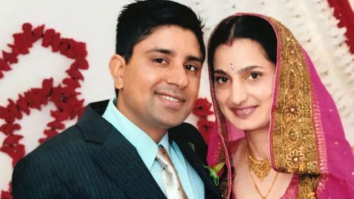 Kulwinder Singh is accused of murdering his wife Parwinder Kaur in 2013.