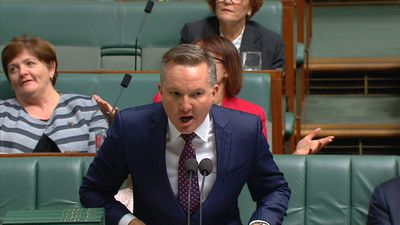 'He forgot to sit in a chair!' Bowen blows up