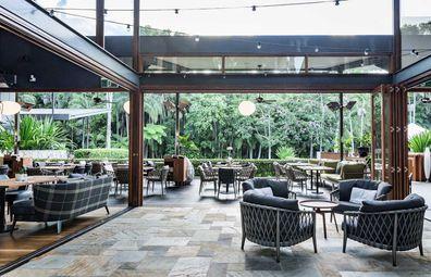 The Bryon at Bryon restaurant