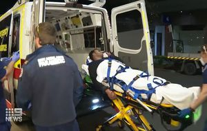 Sydney paramedics allegedly assaulted on the job