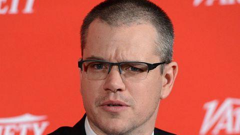 Matt Damon: Why I turned down Avatar and Brokeback Mountain
