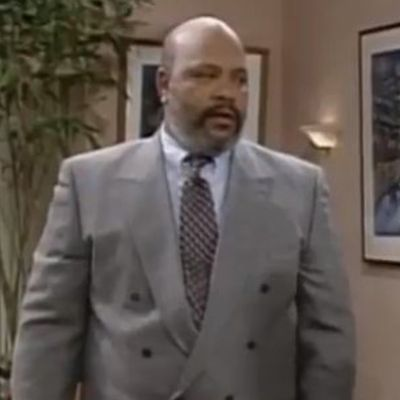 James Avery as Philip Banks: Then