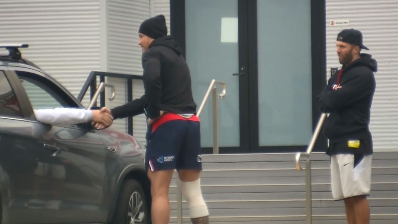 EXCLUSIVE: Joey backs immediate SBW injection amid Roosters' injury crisis