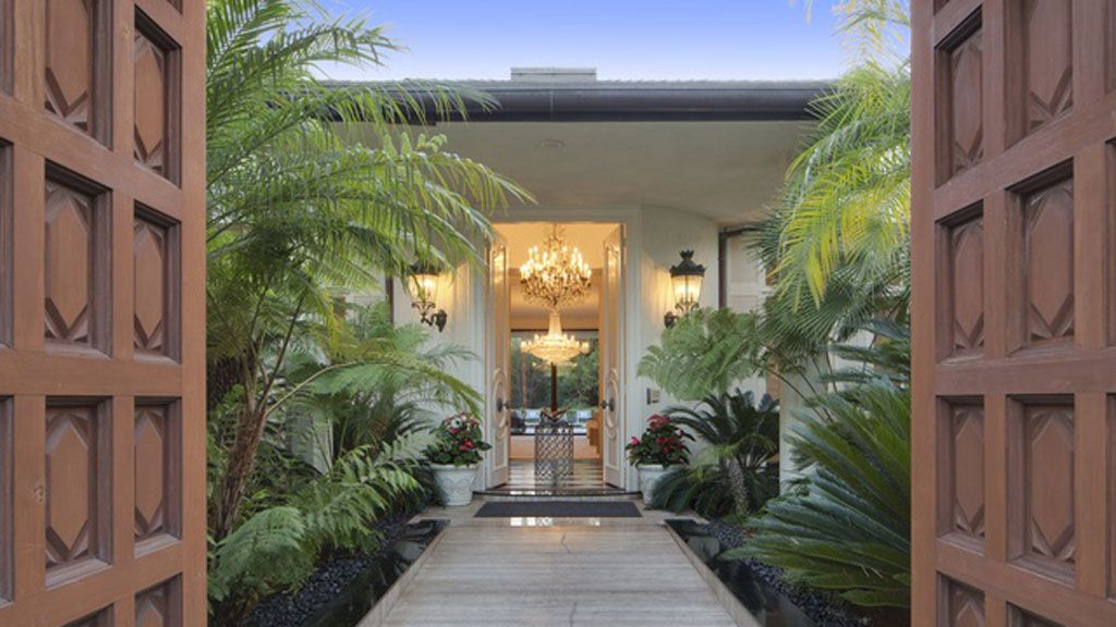 Adam Levine's house