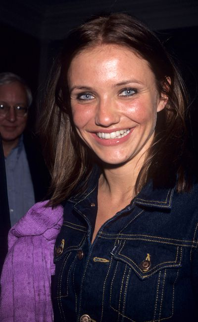 Cameron Diaz at the New York Film Festival Screening of <em>Being John Malkovich</em>&nbsp;in October, 1999