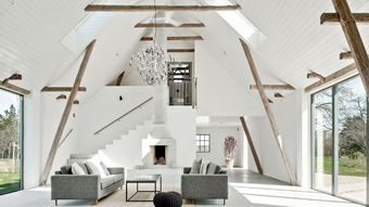 swedish barn conversion tunby