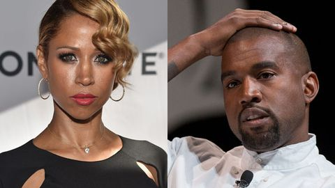 Stacey Dash Kanye West
