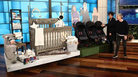 Kris Jenner addresses a pregnancy rumour