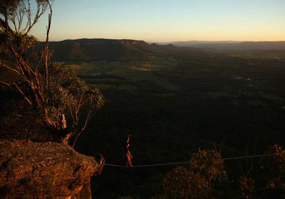 <p>NSW: The Grand Canyon, 13.5km, Blue Moutains</p>