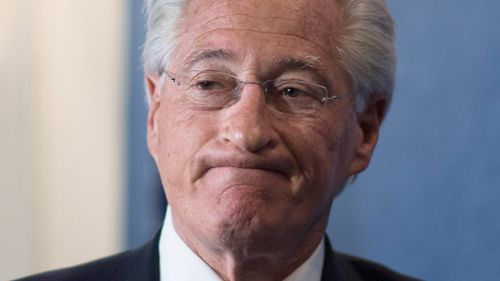 Trump lawyer apologises for using filthy 'street tough' language in emails to critic