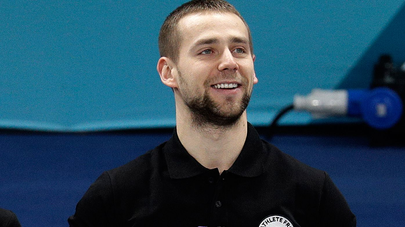 Curler loses bronze after positive test