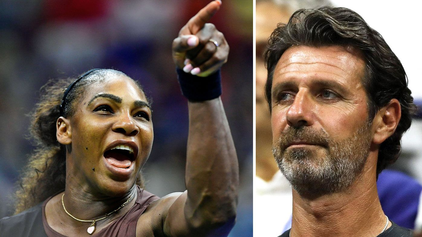 Serena Williams' coach Patrick Mouratoglou angry for struggling tennis pros
