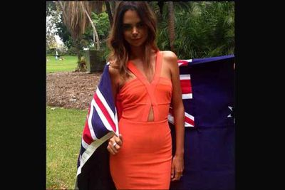 """@Sam_Jo_Harris: """"Happy Australia Day everyone hope you all have a wonderful day with friends and family. Samantha #stayliving"""""""