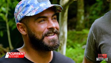 Zac tracked down over Netflix show