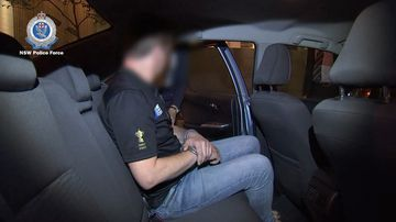 The doctor was taken to Parramatta Police Station where he was refused bail.