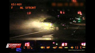 Despite that, some young drivers are determined to avoid police. Including high speed escapes. (9NEWS)