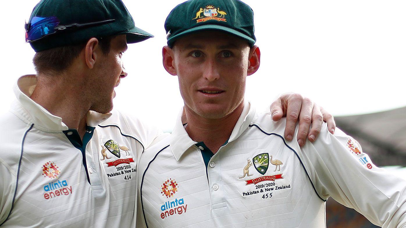 Ian Chappell hails Marnus Labuschagne Australia's batting saviour