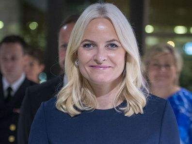 Norway's Princess Mette-Marit