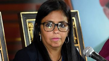 The president of the new Venezuelan Constituent Assembly. (AFP)