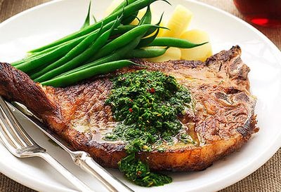 Argentina: T-bone steak