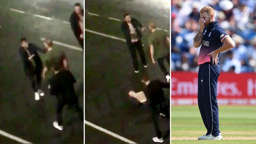 Video emerges of Ben Stokes brawl