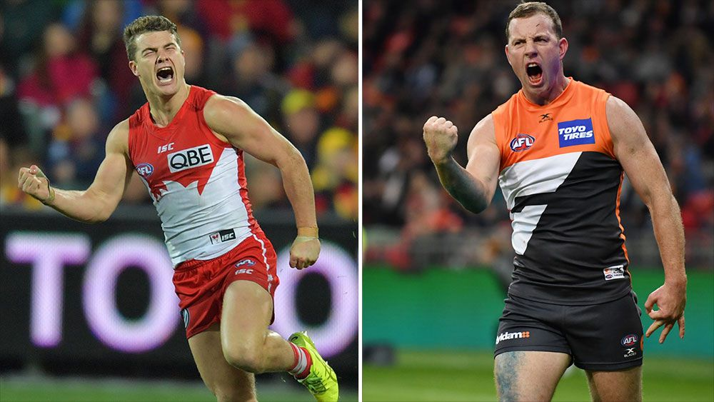 Prospect of all-Sydney AFL Grand Final tests the appetite of Victorians