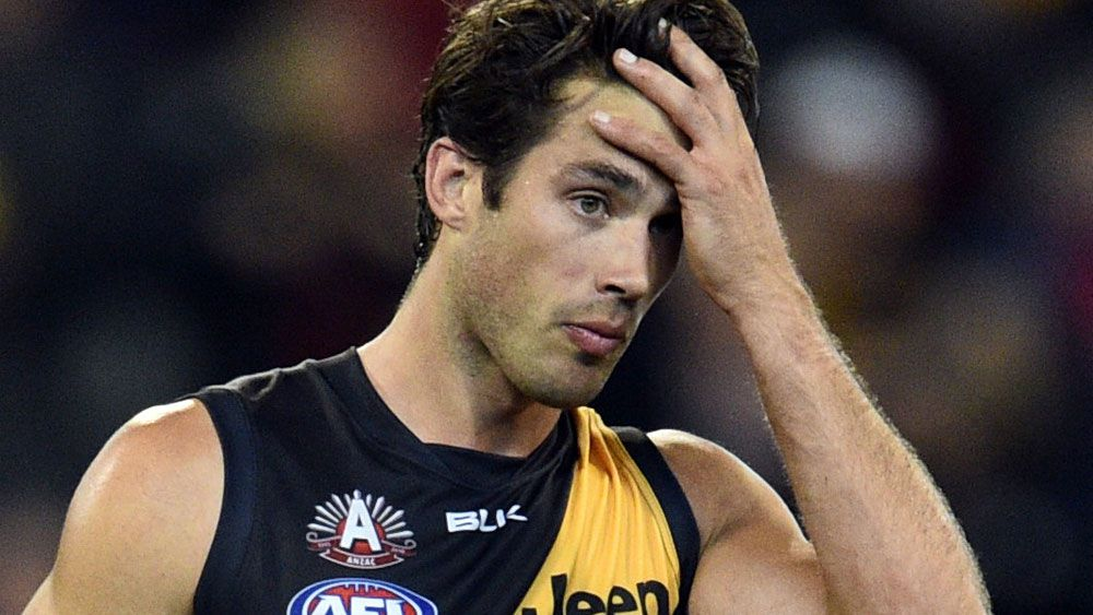 Rance accepts two-match AFL ban