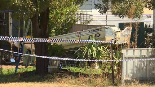 Another man remains in hospital. (9NEWS)