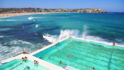 Bondi Beach pools