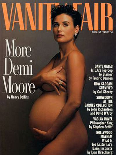 <p>Demi Moore, 1991</p>