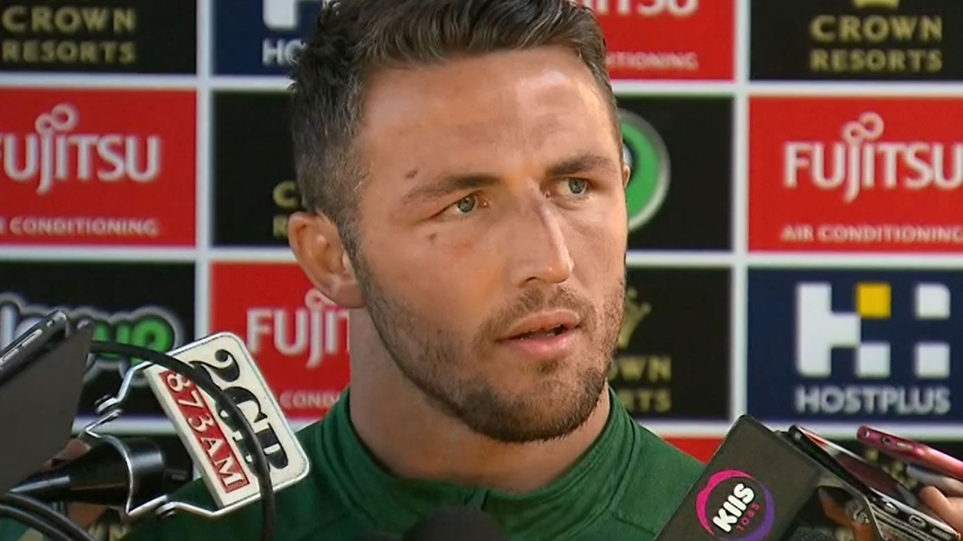 Only half the Sam Burgess story has been told: Anthony Seibold