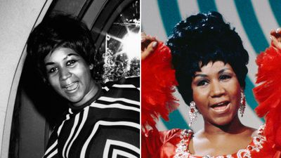 Aretha Franklin's life in pictures
