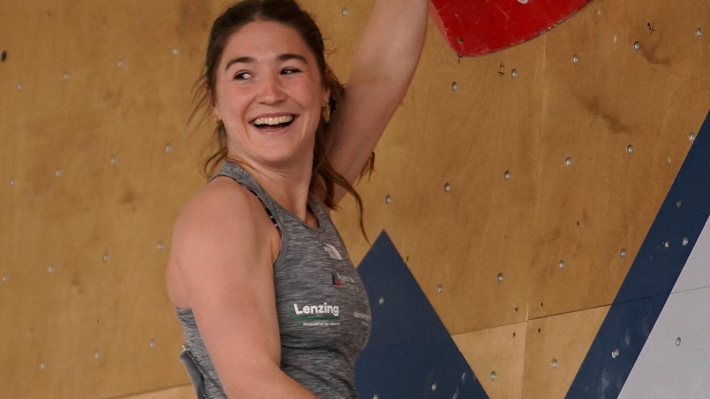 The International Federation of Sport Climbing (IFSC) has apologised to Austrian climber Johanna Farber.