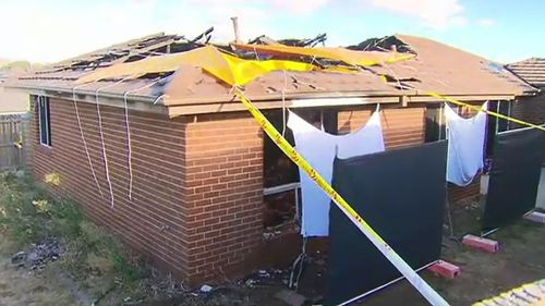 """Police have said the investigation into the deadly blaze was a """"complex"""" one (9NEWS)"""