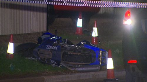 Motorcycle crash brings South Australia's road death toll to 50