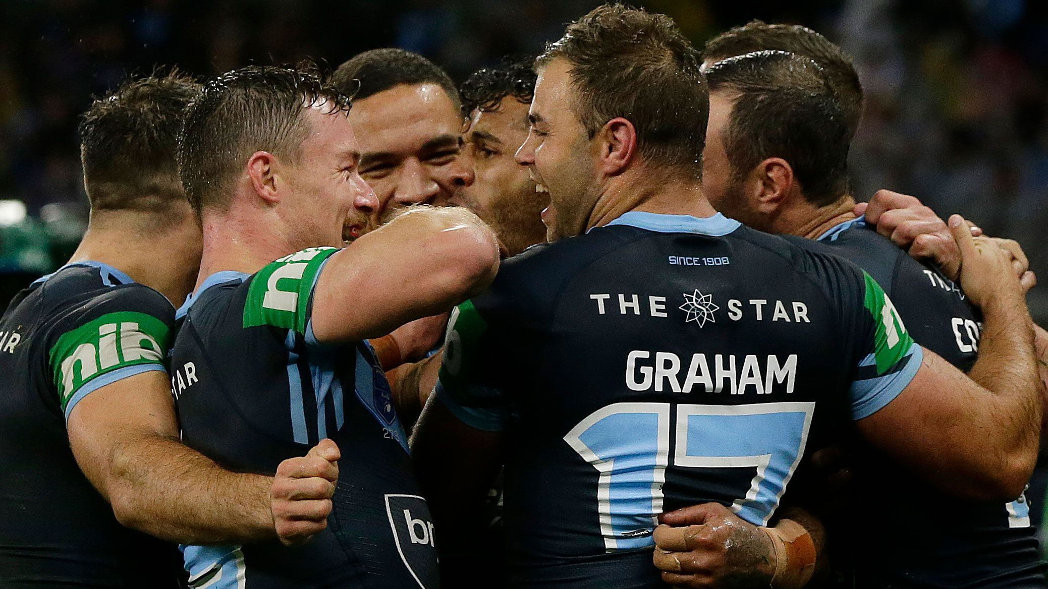 Andrew Johns reveals the case against Wade Graham for NSW halves call