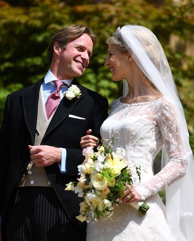 Lady Gabriella Windsor and Thomas Kingston, May 18 2019