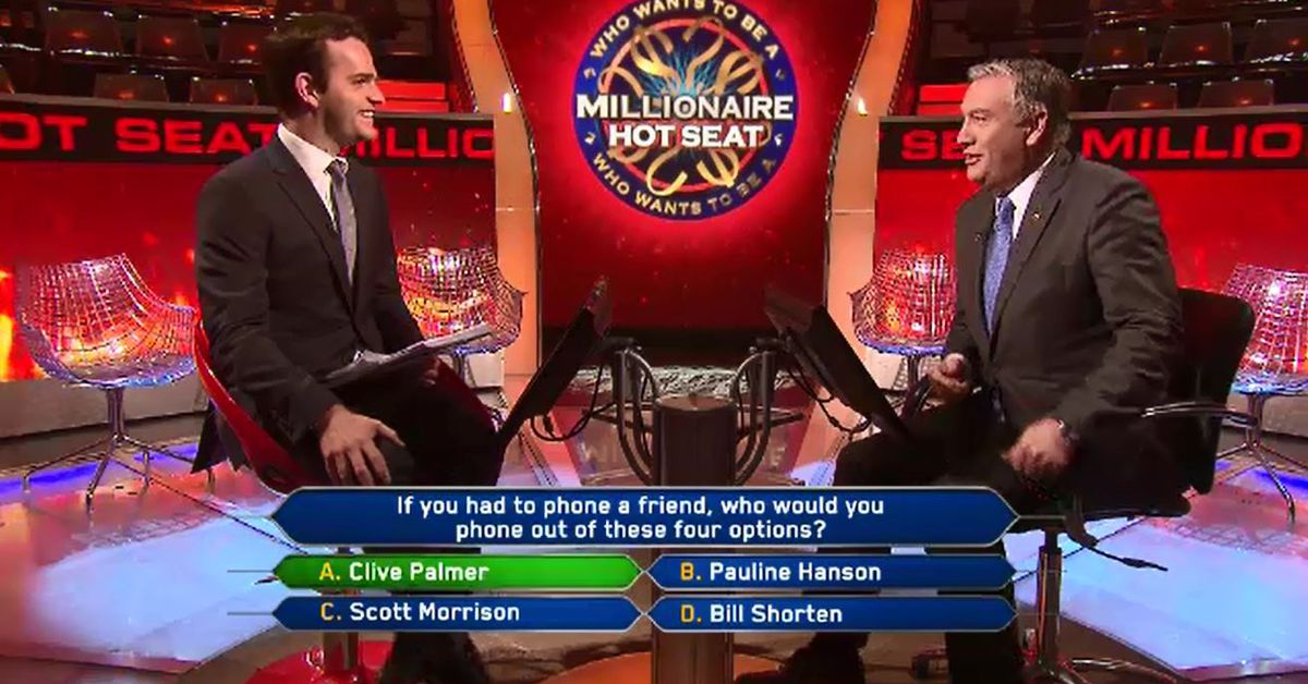 Millionaire Hotseat forced to shut down after links to positive coronavirus cases – 9News