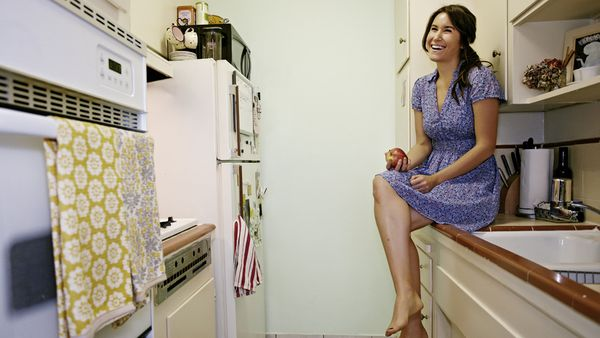 Sort your fridge, sort your family's health. Image: Getty.