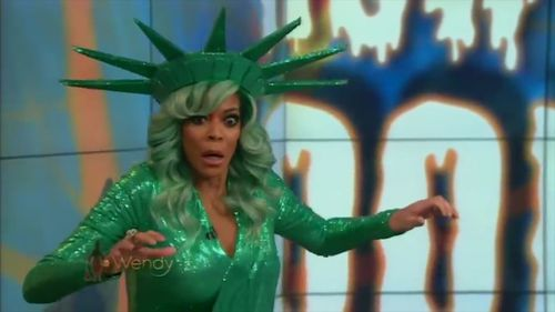"""Williams blamed """"overheating"""" for her accident. (The Wendy Williams Show)"""