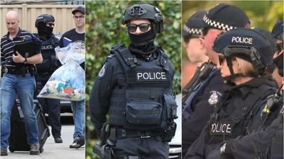 Major terror plot to kill 'maximum' number of people in Melbourne foiled