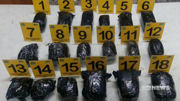 Police in Colombia 'tipped off' about alleged Aussie drug smuggler